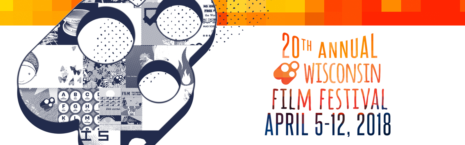 20th Annual Wisconsin Film Festival April 5-12, 2018
